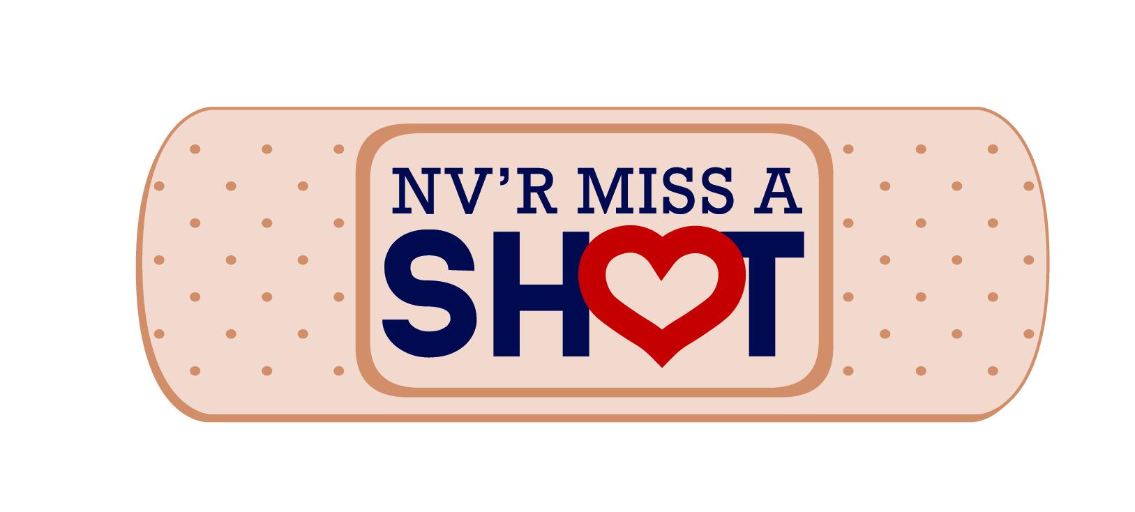 NV'R Miss a Shot Logo