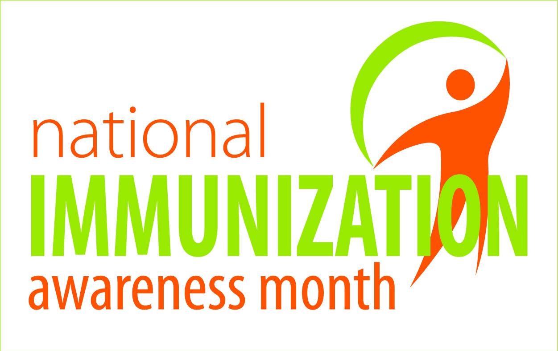 Monthly Calendar Health Awareness : National immunization awareness month immunize nevada