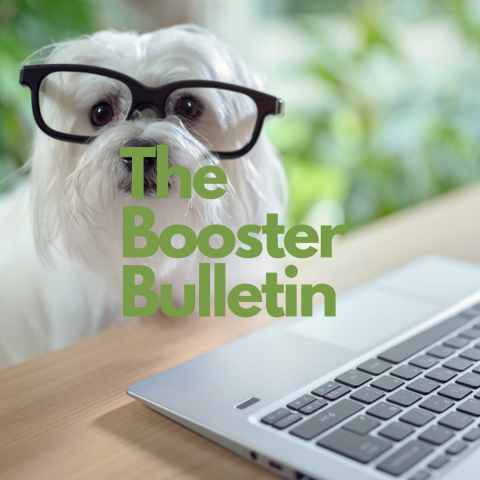 The Booster Bulletin