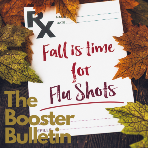 Full is time for Flu Shots
